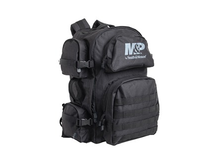 Smith & Wesson M&P Intercept Tactical Backpack Nylon Black
