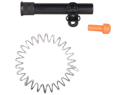 Choate Magazine Tube Extension with Sling Swivel Base Clamp Mossberg 935, 590, 5500 12 Gauge Blue