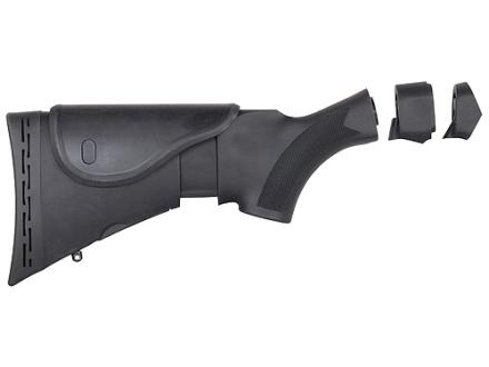 Advanced Technology Adjustable Hunting Buttstock Remington 870, Mossberg 500, 590, 835, Winchester 1200, 1300 12 & 20 Gauge Synthetic Black