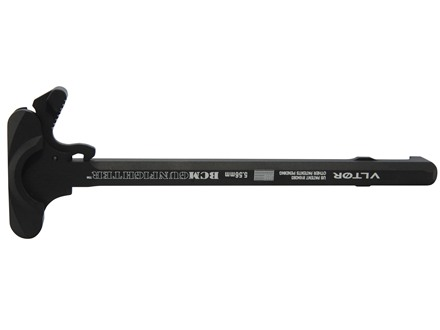 Vltor BCM Gunfighter Mod 4 Medium Charging Handle Assembly AR-15 Aluminum Black