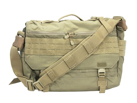 5.11 Rush Delivery LIMA Messenger Bag 1050D Water Resistant Nylon