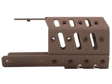 "Vltor CASV-SCAR 3"" Modular Handguard Extension FN SCAR Mk16, 16S, Mk17, 17S Aluminum"
