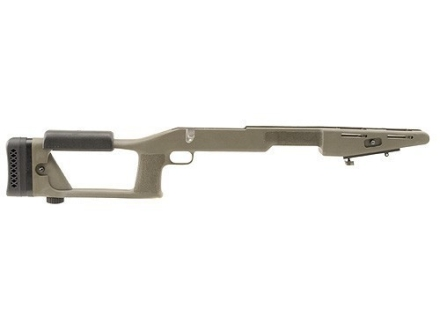 "Choate Ultimate Sniper Rifle Stock Winchester 70 Short Action 1.25"" Barrel Channel Synthetic Olive Drab"
