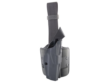Safariland 6354 ALS Tactical Drop Leg Holster Right Hand Glock 34, 35 Polymer Foliage Green