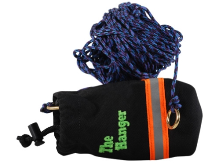 Caribou Gear The Hanger String Throw Game Meat Bag Synthetic Blend Black