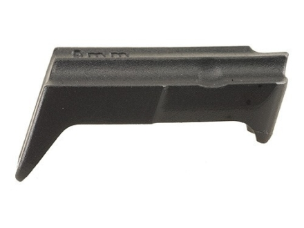 Glock Magazine Follower Glock 17, 19, 26, 34 9mm Luger Polymer Black