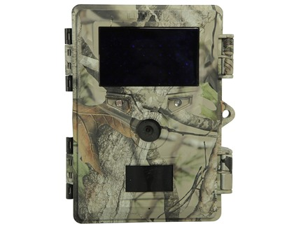 Uway Vigilante Hunter VH200HD Black Flash Infrared Game Camera 8 Megapixel with Viewing Screen Camo