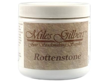 Miles Gilbert Stock Rubbing Compound Rottenstone 8 oz