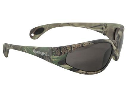 Remington T-70 Sunglasses Smoke Lens Realtree APG Camo Frames