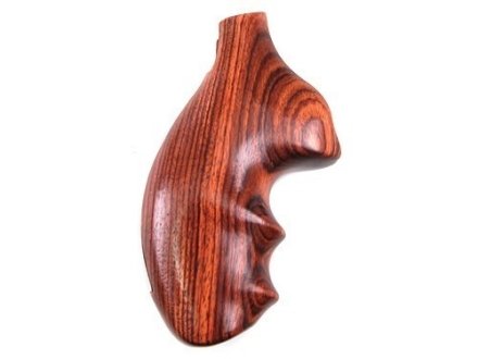 Hogue Fancy Hardwood Grips with Finger Grooves Taurus 85, 94, 605, 941 Small Frame Kingwood