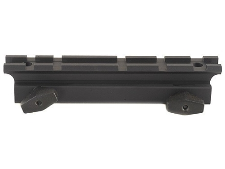 ProMag Picatinny-Style Riser Mount AR-15 Flat-Top Aluminum Black