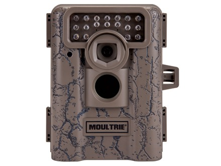 Moultrie D-333 Infrared Game Camera 7.0 Megapixel Tan