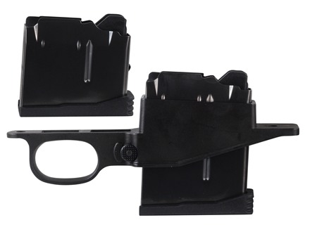 FNH TBM Trigger Guard and Detachable Box Magazine FN SPR, PBR, TSR, Winchester Model 70 Short Action with 5-Round and 10-Round Magazines