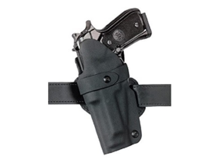 "Safariland 701 Concealment Holster Left Hand S&W 411, 4006, 4026, 4046 1.5"" Belt Loop Laminate Fine-Tac Black"