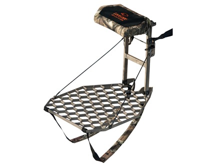 Leverage Basic Hang On Treestand Aluminum Brown