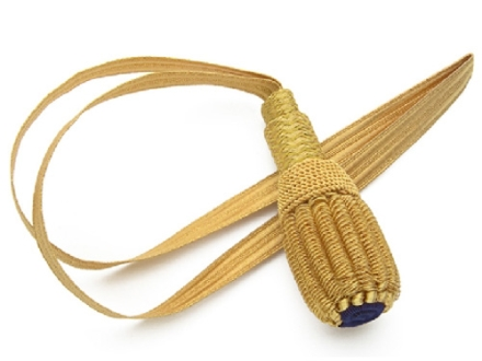 Collector's Armoury Replica Civil War Officer's Sword Knot