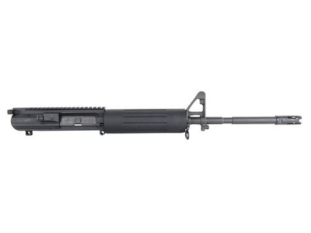 "DPMS LR-308 AP4 Upper Assembly 308 Winchester 1 in 10"" Twist 16"" Barrel Chrome Moly Matte with Free Float Handguard, Front Sight, Flash Hider"