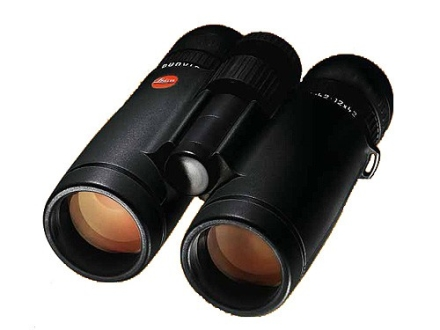 Leica Duovid Binocular 8x and 12x 42mm Rubber Armored Black
