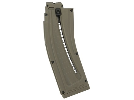 ISSC Magazine ISSC MK22 22 Long Rifle 22-Round Polymer