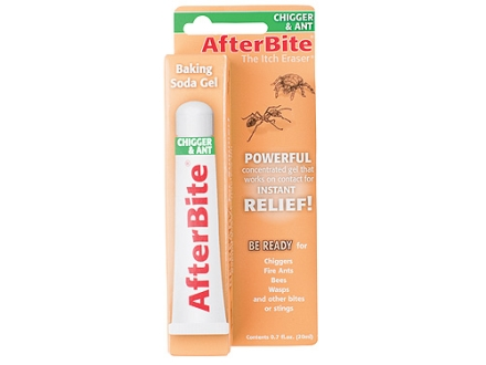 After Bite Chigger and Ant Insect Bite Treatment Gel .7 oz