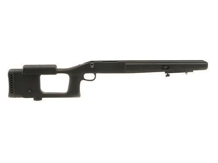 "Choate Ultimate Varmint Rifle Stock Remington 700 ADL Short Action 1.25"" Barrel Channel Synthetic Black"