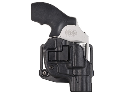 BlackHawk CQC Serpa Holster Right Hand S&W J-Frame (Except 357) Polymer Black