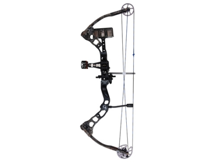 "Quest Torch G-Fade XR Compound Bow Package Right Hand 30-45 lb. 24""-28"" Draw Length Realtree AP Camo and Black"