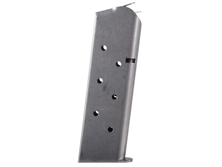 Chip McCormick Shooting Star Magazine 1911 Government, Commander 45 ACP 8-Round Stainless Steel