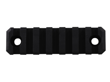 "Troy Industries 3.2"" Modular Rail Section for TRX Extreme, Alpha Rail Handguards AR-15 Aluminum Black"
