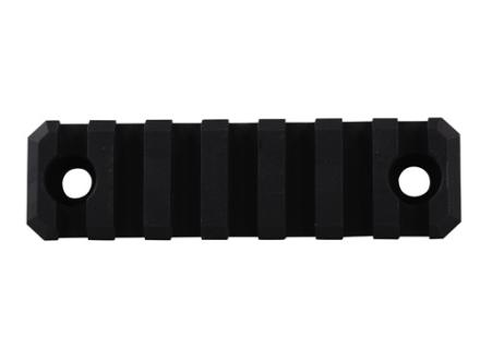 Troy Industries Modular Rail Section for TRX Extreme, Alpha Rail Handguards AR-15 Aluminum Black