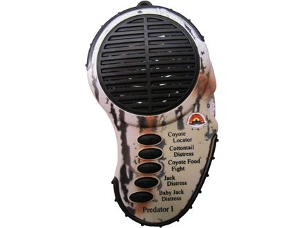 Cass Creek Ergo Electronic Predator Call with 5 Digital Sounds