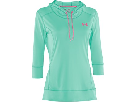 Under Armour Women's UA ArmourGuard Hooded Sweatshirt