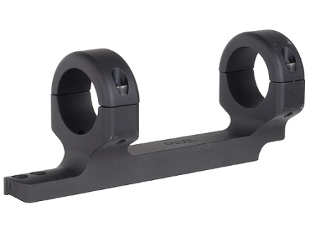 "DNZ Products Game Reaper 1-Piece Scope Base with 1"" Integral Rings Thompson Center Encore, Omega EER Matte Medium"