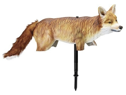 Lucky Duck Foxxy Fox Predator Decoy Polymer