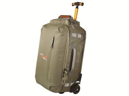 Sitka Gear Rambler Suitcase Nylon Woodsmoke