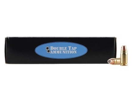 Doubletap Ammunition 357 Sig 115 Grain Nosler Jacketed Hollow Point