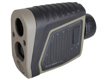 Bushnell Elite 1600 ARC Laser Rangefinder 7x 26mm Matte