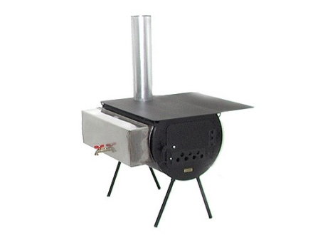 Cylinder Stove Outfitter Stove Package