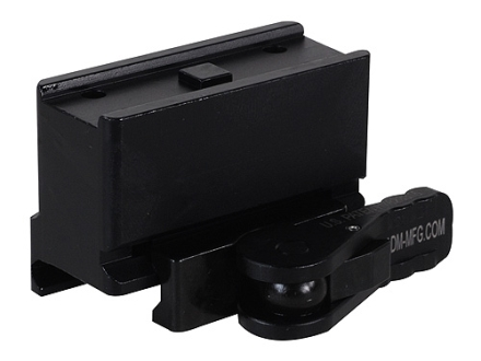 American Defense AD-T1-11 Quick-Release Aimpoint Micro Sight Mount Picatinny-Style AR-15 Flat-Top Matte