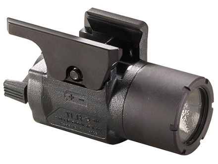 Streamlight TLR-3 Weaponlight LED with 2 CR123A Batteries fits HK USP Compact Polymer Black
