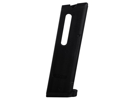 Kimber Rimfire Target Conversion Magazine 1911 Government 22 Long Rifle 10-Round Polymer Black