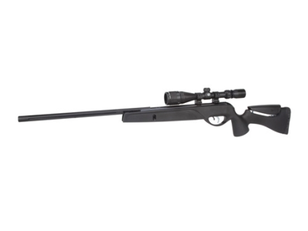 Gamo Hunter SuperSport .177 Caliber Black Synthetic Stock Fluted Barrel with Gamo Airgun Scope 3-9x40mm