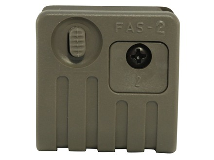 "Mission First Tactical Picatinny 1"" Diameter Flashlight Mount Polymer"