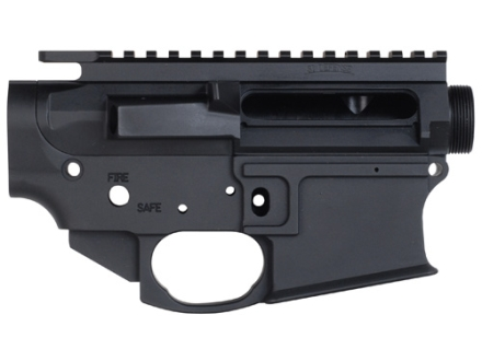 SI Defense Billet Matched Upper and Lower Receiver Set AR-15 Generation III Matte