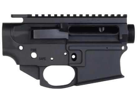 SI Defense Billet Matched Upper and Lower Receiver Set AR-15 Generation III Matte