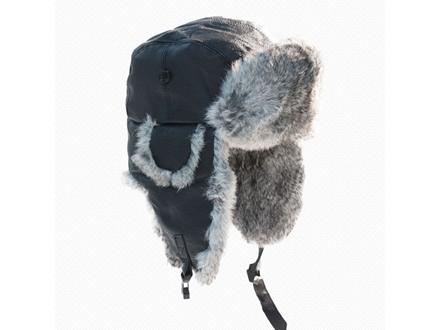 Yukon Tracks Alaskan Leather Bomber Hat Leather