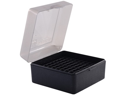 MTM Flip-Top Ammo Box 17 Remington, 204 Ruger, 223 Remington 100-Round Plastic