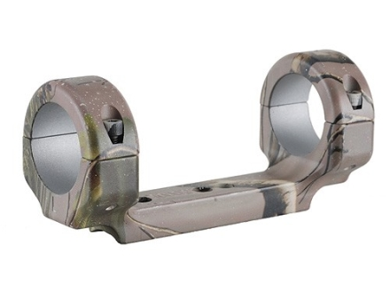 "DNZ Products Game Reaper 1-Piece Scope Base with 1"" Integral Rings Thompson Center Encore, Omega, Triumph APG Camo Low"