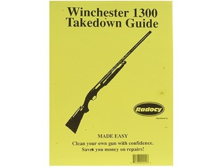 "Radocy Takedown Guide ""Winchester 1300"""
