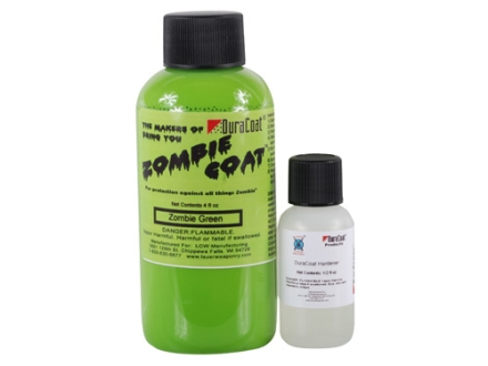 Lauer DuraCoat Zombie Coat Firearm Finish Zombie Green 4 oz